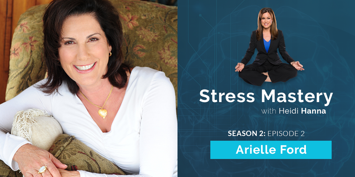Stress Mastery Podcast: Strengthening Relationships with Pleasure Puppies w/ Arielle Ford
